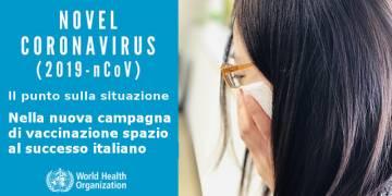 Nella nuova campagna di vaccinazione spazio al successo italiano
