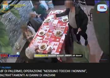 La GdF di Palermo con l'operazione: Nessuno tocchi i nonnini