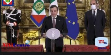 Oggi nascerà il Governo Draghi