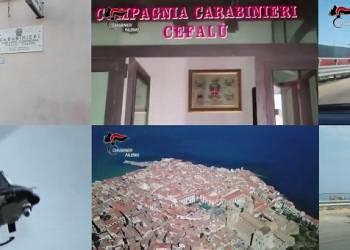 Operazione effettuata dai Carabinieri della Compagnia Carabinieri di Cefalù