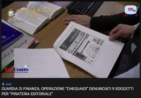 """Operazione """"#cheguaio!"""""""