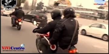 Operazioni degli agenti di Polizia