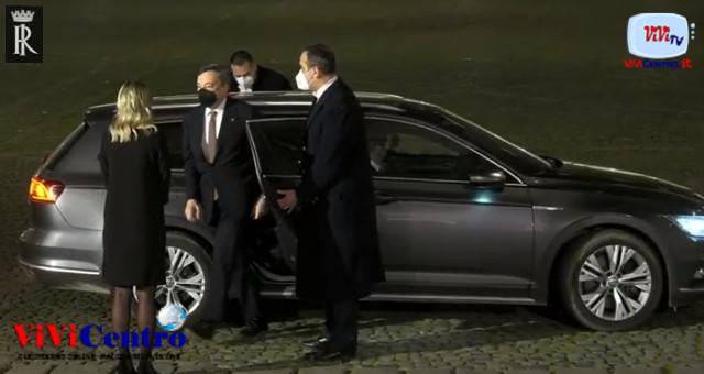 Al via il Governo Draghi, la composizione!