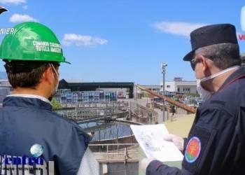 Regi Lagni, controlli dei canali dalle unità di protezione ambientale