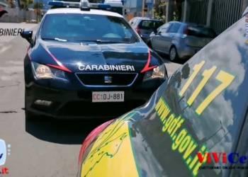 San Nicola La Strada, arresto in flagranza di reato per furto aggravato