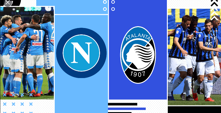 LEGGI LIVE: Napoli – Atalanta (Coppa Italia)