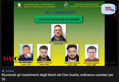 Sequestrati dalla GdF di Catania 17 società, in Sicilia, Lombardia e Veneto