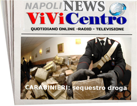 Servizi antidroga dei Carabinieri