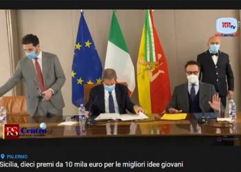 Sicilia, dieci premi da 10 mila euro per le migliori idee giovani
