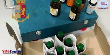 Via Pica a Napoli, vende farmaci su bancarella. Denunciato
