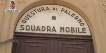 arrestato a Palermo dalla polizia con l'accusa di violenza