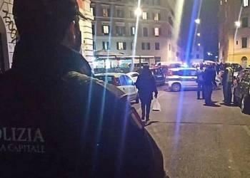 Festa in struttura a Roma, sanzioni della Polizia Locale