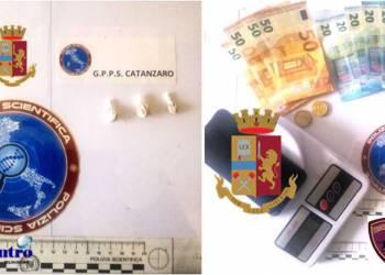 Due spacciatori arrestati a Catanzaro