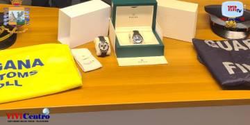 Como, contrabbando di orologi al confine ferroviario italo-svizzero
