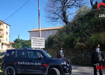 Cropalati, Caloveto e Paludi, controlli Carabinieri