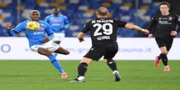 Victor Osimhen finalmente è tornato al goal
