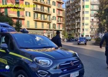 GdF Napoli: 1768 controlli e 115 sanzioni a Napoli e provincia