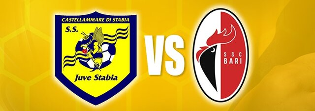 Juve Stabia-Bari
