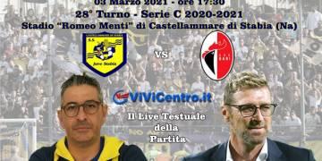 Live Juve Stabia Bari