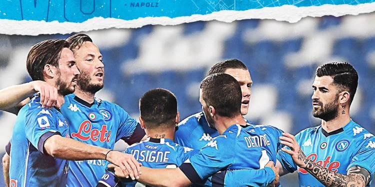 Napoli-Bologna rileggi live