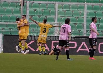 Palermo - Juve Stabia SUCIU