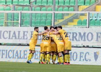 Palermo - Juve Stabia GOL MAROTTA (3)