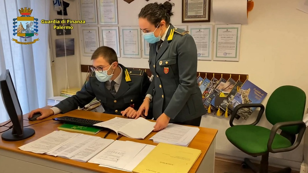 La Guardia di Finanza Comando Provinciale di Palermo