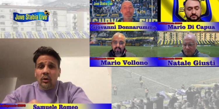 Romeo Juve Stabia
