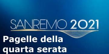 Sanremo-2021-Festival Sanremo 2021 Pagelle della quarta serata