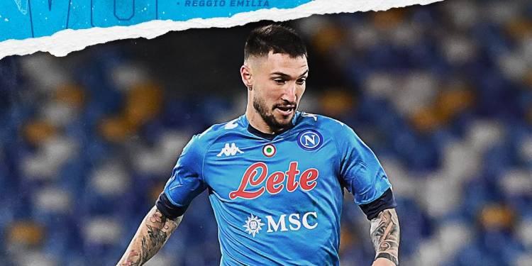 Sassuolo-Napoli rileggi live