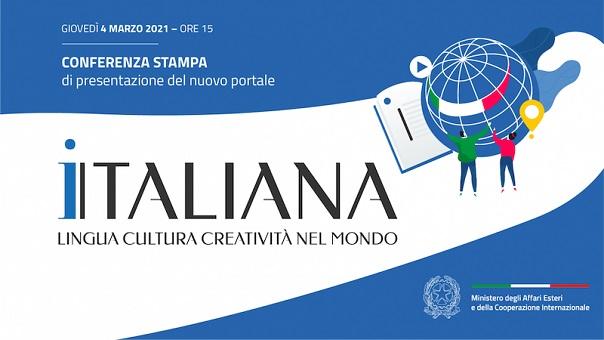 Un nuovo portale del Ministero degli Affari Esteri e della Cooperazione Internazionale italiana