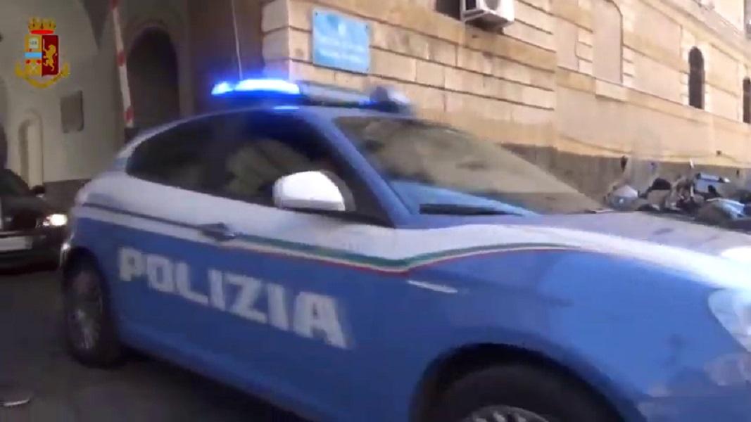 indagini della Squadra mobile di Catania sull'anziano trovato morto