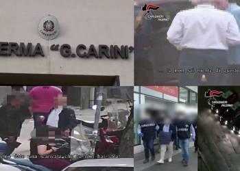 I CC del Comando Provinciale di Palermo hanno eseguito degli arresti