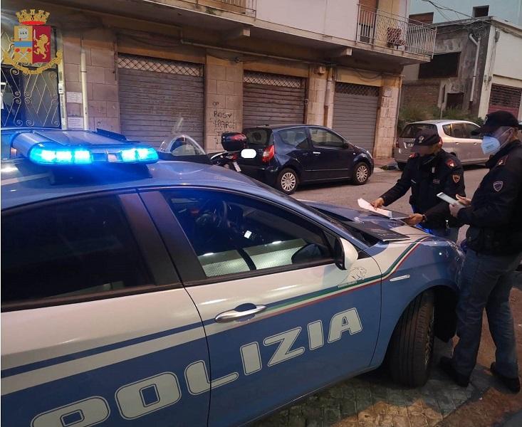 La Polizia di Stato di Barcellona P. di G. ha arrestato un 33enne