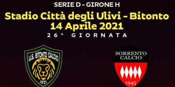 Bitonto vs Sorrento