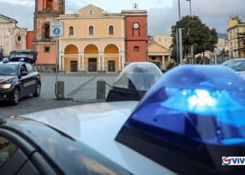 Controlli a tappeto dei Carabinieri