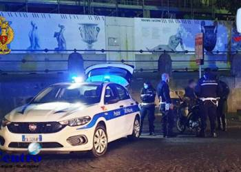 Napoli: arresti e denunce tra Vicaria e Scampia