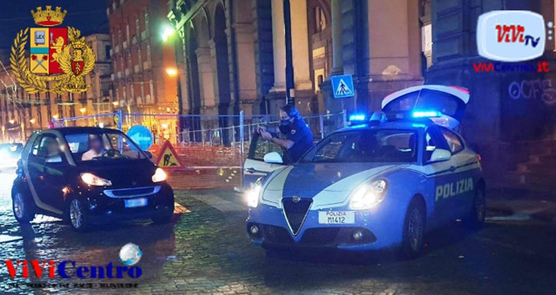 Napoli: operazione Alto Impatto in via Sanità e Quartiere Miano
