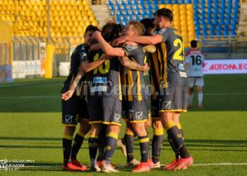 Ternana Juve Stabia Foggia Calcio Serie C (11)