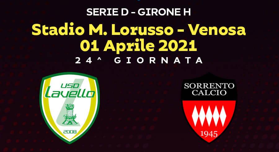 Lavello vs Sorrento