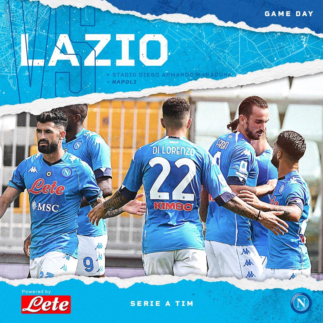 Rileggi live Napoli Lazio
