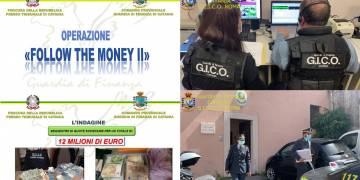 La GdF Comando di Catania ha eseguito un sequestro patrimoniale alla famiglia mafiosa