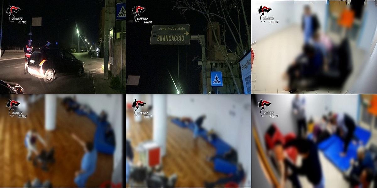 arrestato tre operatori in un Centro residenziale di soggetti spastici per violenze