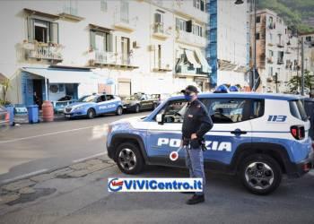 castellammare controlli polizia