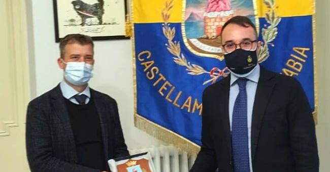 cimmino direttore gabriel zuchtriegel museo scavi