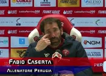 Fabio Caserta - All. Perugia -