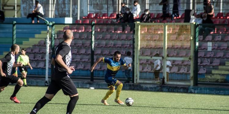 Un Barano giovane viene travolto per 8-1 dal Napoli United