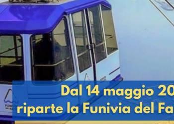 Ancora Buone notizie per Castellammare, riparte la Funivia