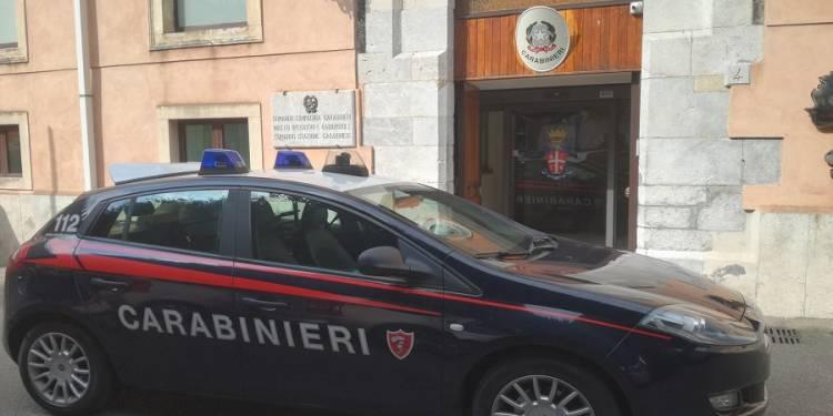 Arrestati dai CC di Taormina tre spacciatori di cocaina e marijuana