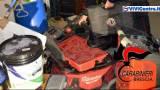 Carabinieri Pian Camuno (Bs), recuperata refurtiva per un valore di centomila euro